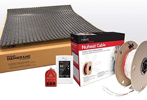 - Nuheat 40 sq/ft Signature Comfort Kit 120V