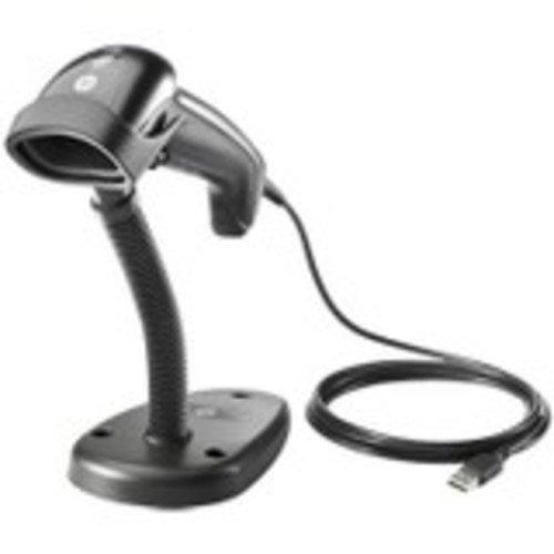 HP Z1Z36AA Peripheral, BUILDTOORDER, Linear Barcode Scanner II, Includes Stand and 6.5 Foot USB Cable