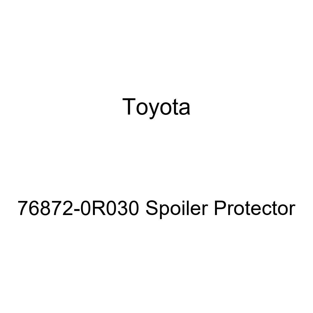 TOYOTA Genuine 76872-0R030 Spoiler Protector
