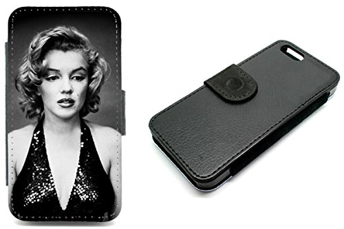 Marilyn Monroe iPhone 4, Motiv Retro old style Handy Tasche