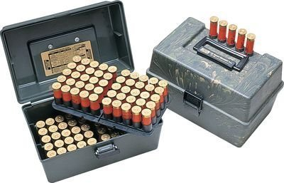 MTM Case - Guard(TM) 100 - rd. Shotshell Case by MTM Case-Gard (Mtm Case Gard 100 Round Shotshell Case)