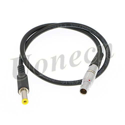 Power Adapter Cable DC to LEMO 4 pin male connector For Teradek Bond 4 Pin Lemo Connector