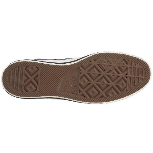 Converse - Sneaker Ctas Core Hi, Unisex - adulto, Viola (Violet et blanc), 36