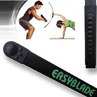 EasyBlade Trainingsgerät, Kohlefaser, verbessert Koordination, Ausdauer und...