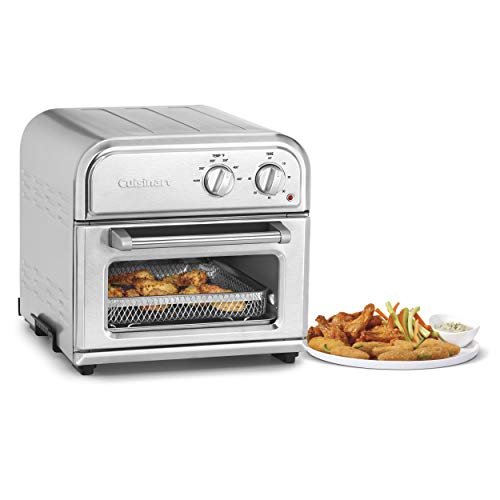 Cuisinart AFR-25 Air Fryer One Size Silver by Cuisinart (Image #2)