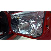 HushMat 628781 Sound and Thermal Insulation Kit (1978-1979 Bronco - Floor)
