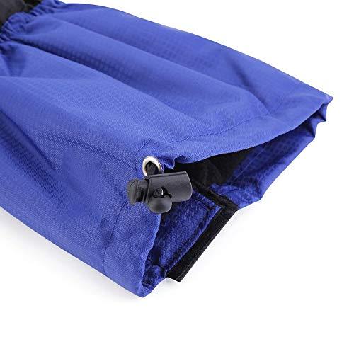 Cloverclover 1 par Bluefield ni/ños Polainas Transpirables Impermeables al Aire Libre Protectora Pierna pies Cubierta Polainas para Esquiar Senderismo