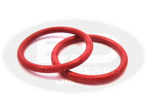 Injector Cup O-Ring - Duramax LB7 2001 - 2004 pkg of 2