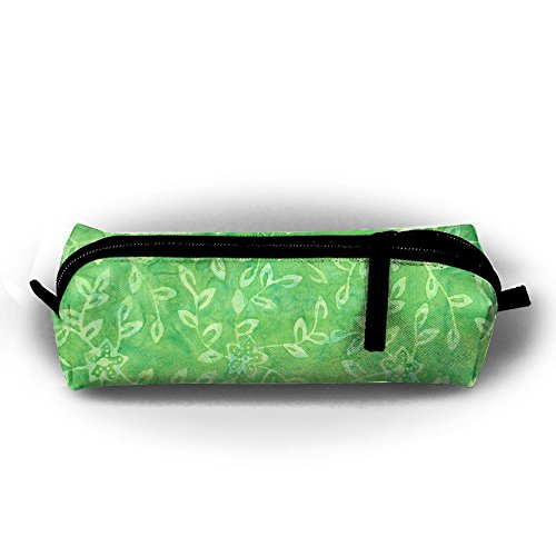 Wandering Vines Batik Students Funny 3D Printing Pencil Pen Case Stationery Pouch