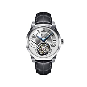 Men Grand Series Silver Tourbillon AT1003 Memorigin
