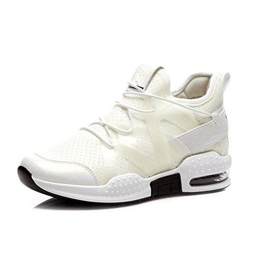 Zapatos de mujer Nan Primavera y Verano de Espesor Grueso Serie de Ocio Zapatos de Malla Transpirable Zapatos Para Correr Cuatro Colores Para Elegir 01