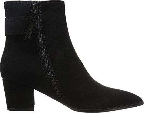 Truffle Women's Boots Black Suede on Suede Vaneli Pull Xandra fqHwzPz