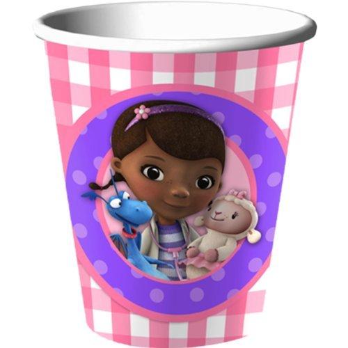 Disney Doc Mcstuffins Birthday Party 9 Oz Cups]()