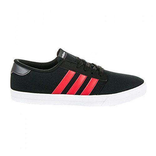 Adidas VS Skate, Chaussures de skate homme, Noir–(negbas/escarl/grpudg) 451/3
