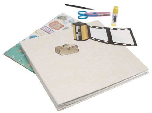 Colorbok 12 X 12 Boxed Travel Scrapbook Memory Kit (Scrapbook Colorbok Kit)