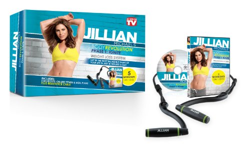 Jillian Michaels Body Revolution Phase 1: Ignite Kit