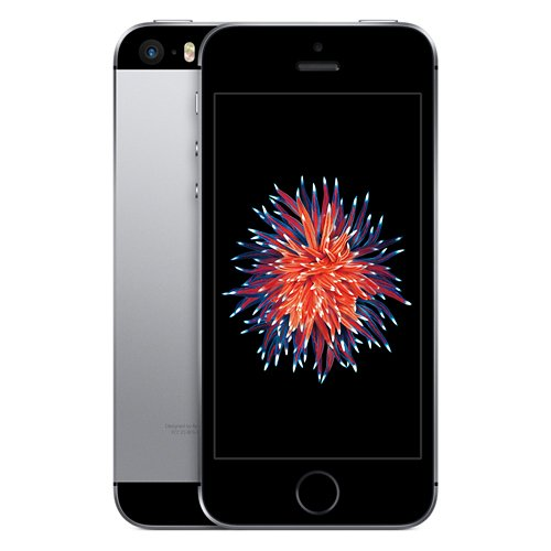 Apple Iphone Se 32 Gb At T  Space Gray