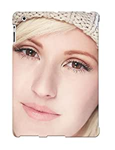 Catenaryoi Perfect Tpu Case For Ipad 2/3/4/ Anti-scratch Protector Case (ellie Goulding)