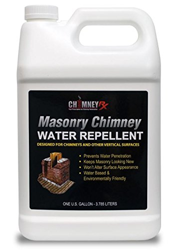 ChimneyRx Masonry Fireplace Chimney Water Repellent - 1 Gallon