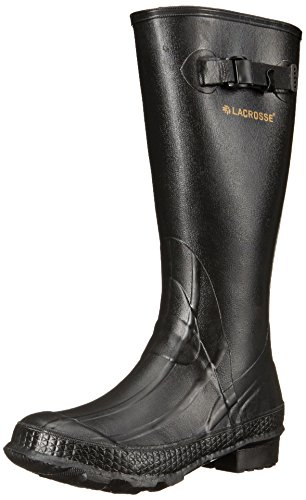 "LACROSSE Women's Grange 14"" Black Rain Boot, 5 M US for sale  Delivered anywhere in Canada"