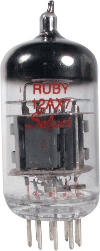 Ruby Tubes 12AX7AC5 12Ax7A Tube by Ruby Tubes