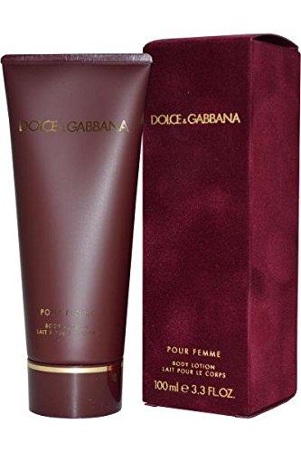 28fe2a386671d Amazon.com   Dolce   Gabbana Pour Femme Body Lotion 100ml 3.3fl Oz ...