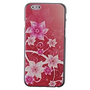 ZXSPACE Colored Drawing Pattern PC Hard Cover for iPhone 6