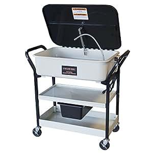 Amazon Com Black Bull Ppwash20 Portable Parts Washer With