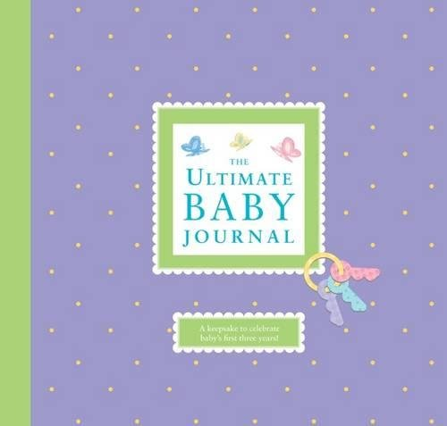 The Ultimate Baby Journal by KLO80