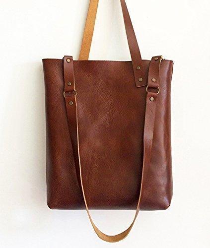 Italian leather tote bag, genuine leather bags women, made in italy, handmade  handbags c21fa0d6f9