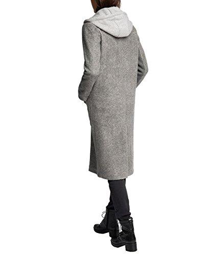 Edc By Esprit Damen Mantel 2 In 1 Optik Gr 38 Herstellergröße M