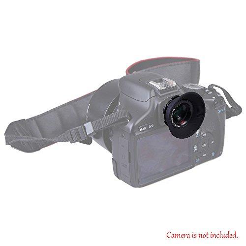 1.08X - 1.60X Zoom View Finder for Nikon Canon Sony Pentax Fujifilm - 3