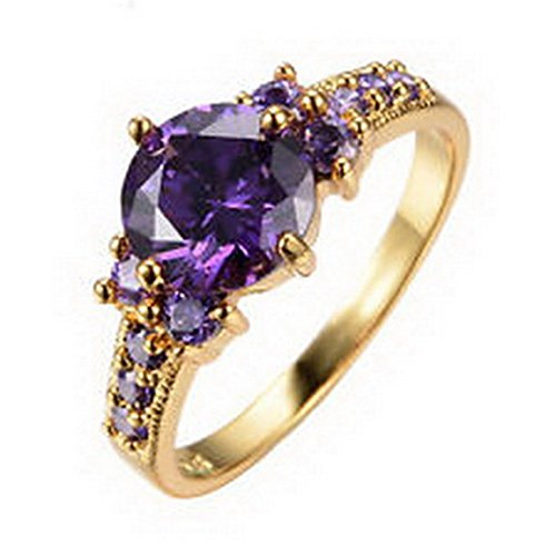 jacob-alex-ring-purple-amethyst-crystal-rings-womens-10k-yellow-gold-filled-size6-jewelry