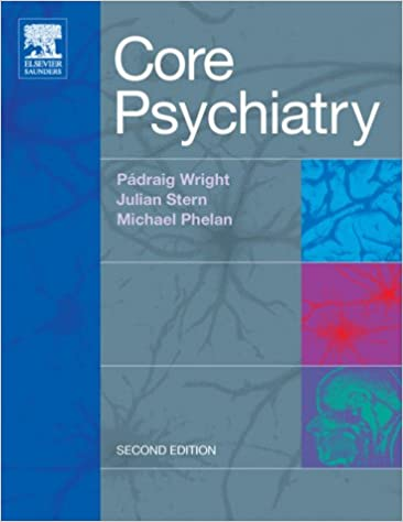 Book Core Psychiatry (MRCPSY Study Guides)