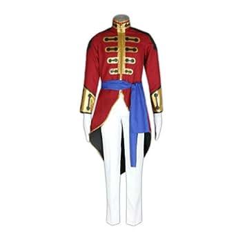 Code Geass Cosplay Costume - Gilbert G.P Guilford Kid Small