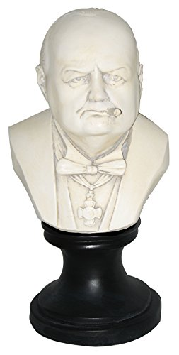 Bust Churchill 6589-73 by House Parts Ince