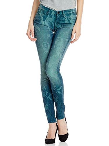 Pepe London Neo Jeans Verde W25l34 wBqrBXp7