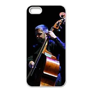 iPhone 5 5s Cell Phone Case Covers White Vienna Art Orchestra WS0217219