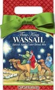 Three Kings Wassail Spiced Apple Cider Drink Mix