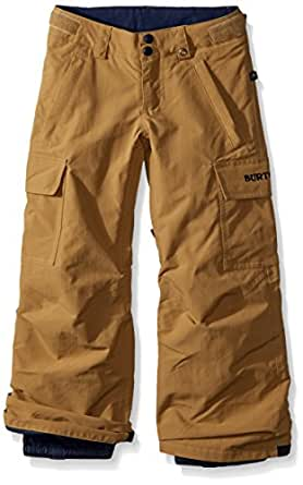 Amazon.com: Burton Exile Cargo Snowboard Pants Kids: Clothing