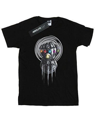 T Fist Garçon shirt Power Avengers Infinity Cult War Noir Absolute pBfRSwgqx