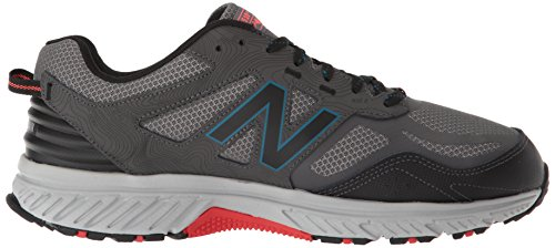 New Balance Men's 510v4 Cushioning Trail Running Shoe, Magnet, 7 D US by New Balance (Image #6)