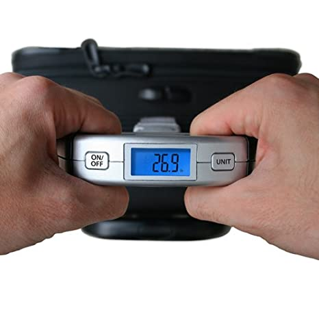 EatSmart Precision Voyager Digital Luggage Scale Review