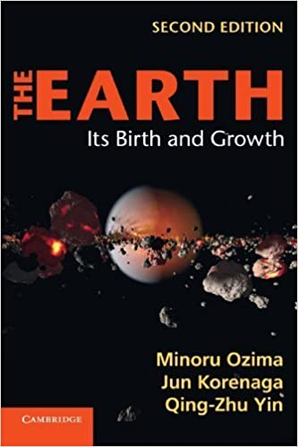 Book The Earth: Its Birth and Growth by Dr Minoru Ozima (2012-05-28)