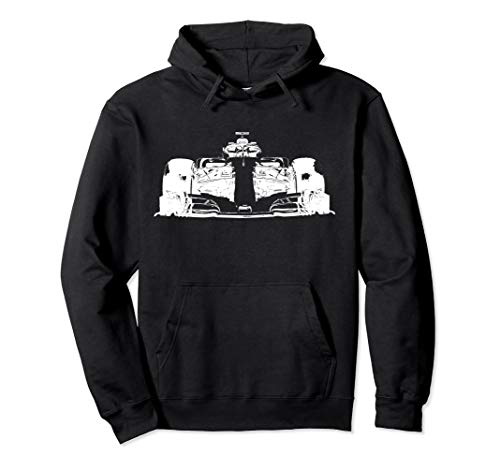 Grand Prix Hooded Sweatshirt - F-1's Grand Prix Car-Race F1Shirts Hoodie
