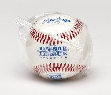 Rawlings Babe Ruth Liga piel pelotas 12 Ball Pack: Amazon.es ...