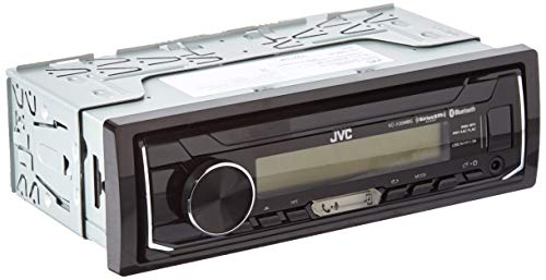 JVC Marine Mechless AM/FM/BT/Sat Ready