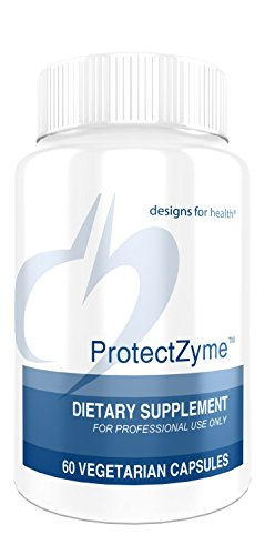 Designs Health ProtectZyme Digestion Capsules product image