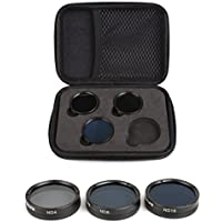 Hobby Signal Lens ND Filter ND4 & ND8 & ND16 Filter Set for DJI Phantom 4PRO/4PRO+/Advanced/Advanced+
