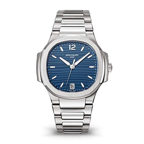 Patek-Philippe-Nautilus-Blue-Opaline-Dial-Automatic-Ladies-Watch-71181A-001